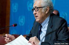 Brahimi se retira como mediador en Siria