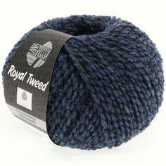 ROYAL TWEED 72-steel blue mix   EAN: 4033493123457