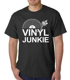 Vinyl Junkie » Silly Boy T-shirts
