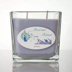 Rest and Retreat Candle by SaiSkinCare on Etsy