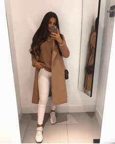 outfit goals for school winter ~ outfit goals for school outfit goals for school casual outfit goals for school winter Winter Fashion Outfits, Fall Winter Outfits, Autumn Fashion, Fashion Clothes, Clothes Women, Dress Fashion, Summer Outfits, Fashion Mode, Look Fashion