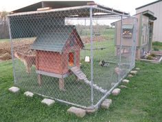 chicken coop idea