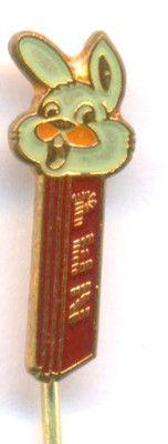 WHITE RABBIT - Pez Dispenser 1970s Hat Stick Pin PEZ PEZ http://www.ebay.com/itm/WHITE-RABBIT-Pez-Dispenser-1970s-Hat-Stick-Pin-PEZ-PEZ-/161118508595?pt=LH_DefaultDomain_0&hash=item2583695633