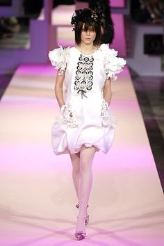 Christian Lacroix, Spring/Summer 2007, Couture