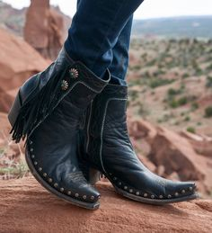 Keep It Sassy This Fall With Boots By Double D Ranch - COWGIRL Magazine