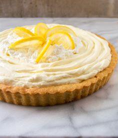 Lemon Mascarpone Tart | Culinary Cool