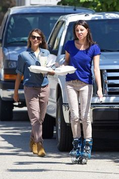 Aubrey Plaza Photos Photos: Celebs on the Set of 'Parks and Recreation' Parks And Rec Cast, Parks And Recreation, Feminist Quotes, Feminist Art, Parcs And Rec, Andy And April, Nick Offerman, Wisdom Quotes, True Quotes