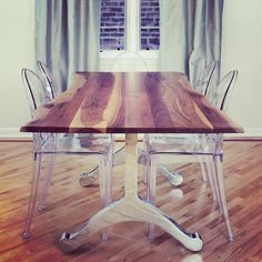 Beautiful dinning room table look I found on #Etsy and want to recreate. Great shop.  https://www.etsy.com/listing/184236086/fleur