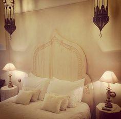 Bedside lanterns