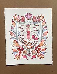 ORIGINAL ART | rrdesign Rachel Rogers, Original Art, The Originals, Cards, Design, Maps, Playing Cards