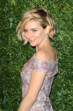 Sienna Miller's adorable short haircut