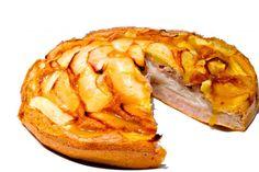 RECETA FITNESS/ Pastel de manzana bajo en kcal