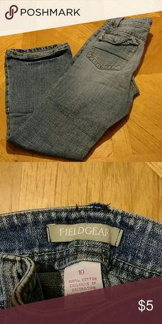 Field gear jeans Field gear jeans. Girls size 10. Excellent condition. Smoke free home. Field gear Bottoms Jeans