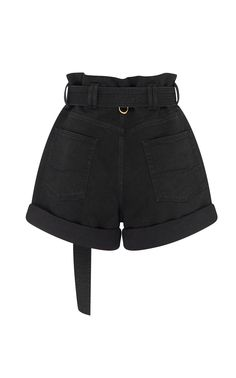 Salt Lake Belted Denim Shorts by Aje Shorts Outfits Women, Teen Fashion Outfits, Edgy Outfits, Mode Outfits, Cute Casual Outfits, Short Outfits, Pretty Outfits, Girl Outfits, Punk Fashion