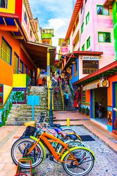 Guatape - Colombia - CMfotography - color - colour - November 2017