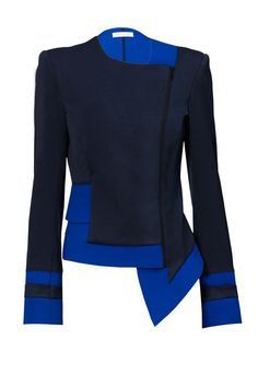 Sass & Bide jacket - love the peplum detail