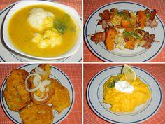 Dýňové recepty a inspirace na pokrmy z dýně. Dýně Hokaido, potěšení podzimní…