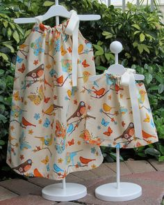 Clothing stands for size 0 to 18 months. $9.00, via Etsy.