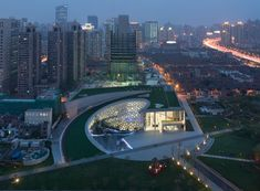 Memo from Shanghai: New Builds by Perkins Will, Kengo Kuma, Benoy, and More