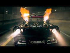 Ken Block and Hoonigan Media Machine announce GymkhanaTEN, the installment of the award-winning, Gymkhana viral video franchise. This trailer is present. Ken Block, Ford Mustang Shelby, Mustang Cars, Ford Gt, Monster Energy, Can Am, Mustangs, Sports Car Wallpaper, Jdm Wallpaper