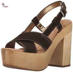 Femmes Circus by Sam Edelman Chaussures Loafer Couleur Noir Black Taille 37 EU /