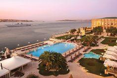 Çırağan Palace Kempinski Istanbul, Turquie : Les plus beaux Palaces de légende en Europe - Linternaute