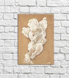 Shabby Chic Interiors, Shabby Chic Homes, Shabby Chic Furniture, Decoration Shabby, Shabby Chic Decor, Shabby Chic Painting, Angel Decor, Art Textile, Colorful Furniture