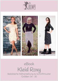 "eBook - ""Roxy"" - Kleid - Romy Nähwerk - Glückpunkt."