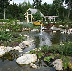 Stop and smell the flowers at Coastal Maine Botanical Gardens