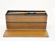 Nagabako wood box
