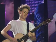 Niall Horan at Sheffield Arena 14th April 2013 *SECOND ROW*