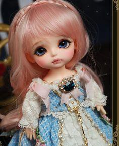 Lati Yellow Cinderella ver Princess Cinderella (Happy) Full Set
