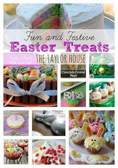 15 Fun Easter Treats