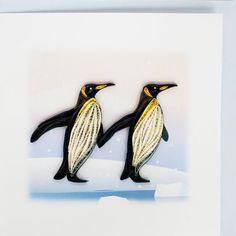 Pingouins (BL903) 6 « x 6 »