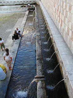 Fontana delle 99 cannelle - L'aquila