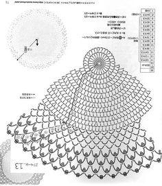 View album on Yandex. Crochet Circles, Black Rings, Views Album, Doilies, Crochet Hats, Cover, Beautiful, Yandex, Cape Clothing