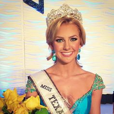 Pageant TV Channel: Karlie Hay is crowned Miss Texas Teen USA 2016