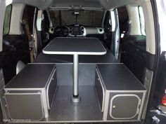 Mueble kit Berlingo 2 - Partner