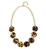 Brown Eliza Necklace | Necklaces | Jewellery | Hobbs