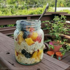 A Week's Worth of Overnight Oats Recipes!