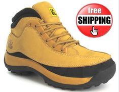 Botas de seguridad para hombre cuero exterior Puntera de Acero Trabajo Botas Red Wing, Red Wing Boots, Steel Toe Safety Shoes, Mens Boots Fashion, Sports Shoes, Leather Boots, Hiking Boots, Men's Shoes, Fashion Accessories