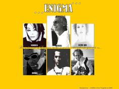 Enigma is a German new age musical project formed in 1990 by Michael Cretu, David Fairstein and Frank Peterson
