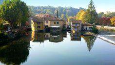 Borghetto Village , near Valeggio sul Mincio, Verona, Italy.