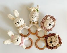 This cute baby rattle with teether ring will be a great pregnancy gift, baby shower gift or birthday gift for the little ones in your life. Pregnancy Gift For Friend, Pregnancy Gifts, Girls Coming Home Outfit, Take Home Outfit, Crochet Gifts, Crochet Baby, Pregnancy Congratulations, Baby Rattle, Baby Shower Gifts