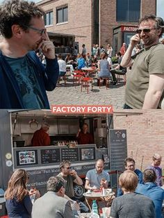 Good things happen when you install a #foodtruck in a #coworking space! @UrbancookFT every Mo. at @FactoryForty !!Coworking : https://www.factoryforty.be/fr/espace-coworking-bruxelles/ Réunions & évènements : https://www.factoryforty.be/fr/evenement-salle-reunion-bruxelles/