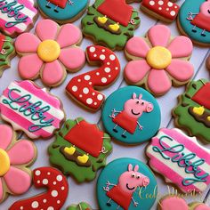 Cookie Momster by Hilary I Custom Cookies in Houston | COOKIE GALLERY