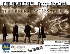 Eagles Tribute - Hotel California - May 16