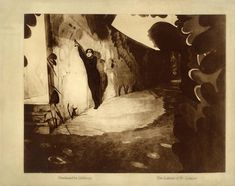 Das Cabinet des Dr. Caligari, 1920, Robert Wiene Dr Caligari, Cabinet, Painting, Art, Clothes Stand, Art Background, Closet, Painting Art, Kunst