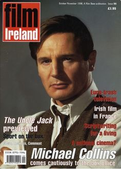 film ireland magazine cover - Google Search Uncle Jack, Michael Collins, Boxing News, Ireland, Irish, Cinema, Magazine, Google Search, Film