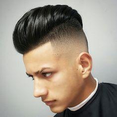Haircut by sky_salon http://ift.tt/1PR8Ryd #menshair #menshairstyles…
